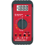 BENNING digitale multimeter MM3